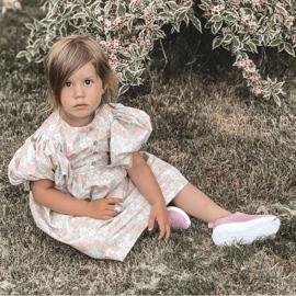 Apawwa Calçados infantis esportivos rosa escuro Little Sportsman 9
