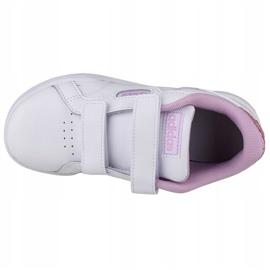 Sapatos Adidas Roguera K FY9280 branco multicolorido 2
