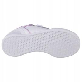Sapatos Adidas Roguera K FY9280 branco multicolorido 3