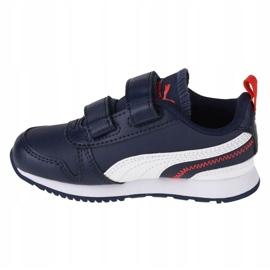 Puma R78 Sl V Bebês 374430 03 preto azul marinho 1