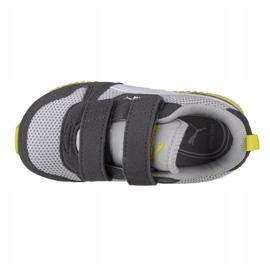 Sapatos Puma R78 V Infants 373618 16 vermelho 2