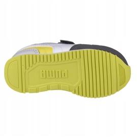Sapatos Puma R78 V Infants 373618 16 vermelho 3