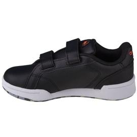 Sapatos Adidas Roguera K FY9282 branco preto 1