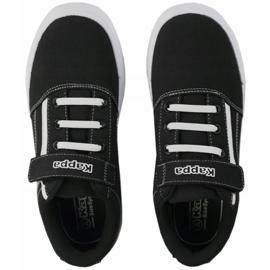 Kappa escolheu sapatos Sun K 260691K 1110 preto 1