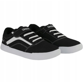 Kappa escolheu sapatos Sun K 260691K 1110 preto 3