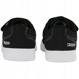 Kappa escolheu sapatos Sun K 260691K 1110 preto 4
