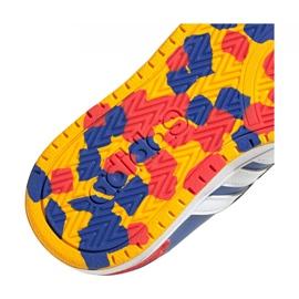 Tênis Adidas Hoops 2.0 C Jr FY9443 preto azul 2