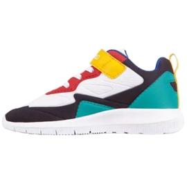 Sapatos Kappa Durban Pr K 260894PRK 1017 branco azul 1