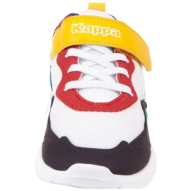 Sapatos Kappa Durban Pr K 260894PRK 1017 branco azul 4