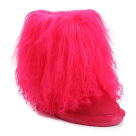 BearPaw Sapatos Bear Paw Boo Toddler Jr 1854T rosa 3