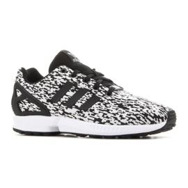 Sapatos Adidas Zx Flux Jr BY9829 preto 1