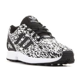 Sapatos Adidas Zx Flux Jr BY9829 preto 2