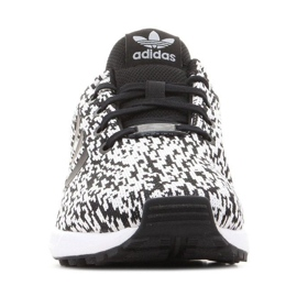 Sapatos Adidas Zx Flux Jr BY9829 preto 3