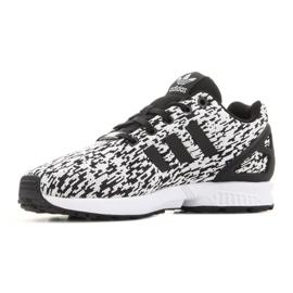 Sapatos Adidas Zx Flux Jr BY9829 preto 5
