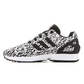 Sapatos Adidas Zx Flux Jr BY9829 preto 6