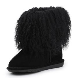 Sapatos BearPaw Boo Youth Jr 1854Y preto 2