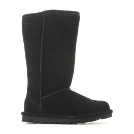 Sapatos BearPaw Elle Tall Jr 1963W-011 pretos azul marinho 1