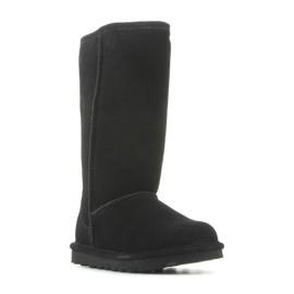 Sapatos BearPaw Elle Tall Jr 1963W-011 pretos azul marinho 2