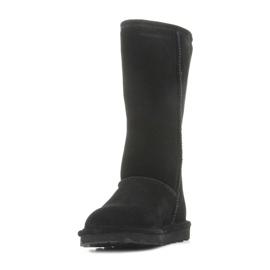 Sapatos BearPaw Elle Tall Jr 1963W-011 pretos azul marinho 4