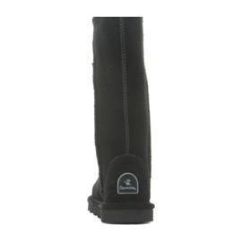 Sapatos BearPaw Elle Tall Jr 1963W-011 pretos azul marinho 7