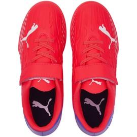 Chuteiras Puma Ultra 4.3 It V Jr 106592 01 vermelho vermelho 1