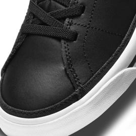 Nike Court Legacy Shoe Jr DA5381 002 preto azul marinho 3