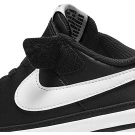 Nike Court Legacy Shoe Jr DA5381 002 preto azul marinho 7