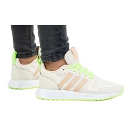 Sapatos Adidas Multix Jr Q47132 branco azul 1