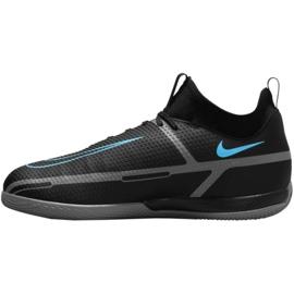 Chuteiras Nike Phantom GT2 Academy Df Ic Jr DC0815 004 preto preto 2