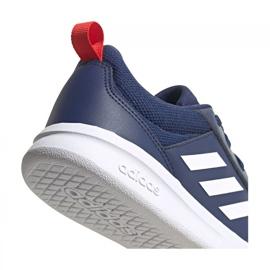 Sapatos Adidas Tensaur Jr S24035 azul marinho 2