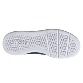 Sapatos Adidas Tensaur Jr S24035 azul marinho 5