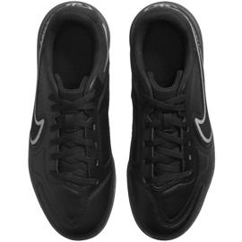 Chuteiras Nike Tiempo Legend 9 Club Jr Ic DA1332 004 preto preto 1