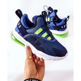 Sapatilhas de desporto infantil ABCKIDS azul 1