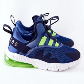 Sapatilhas de desporto infantil ABCKIDS azul 3