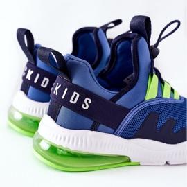 Sapatilhas de desporto infantil ABCKIDS azul 4