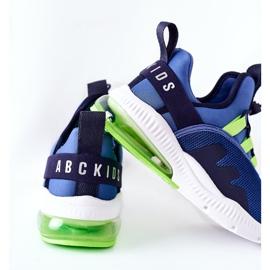 Sapatilhas de desporto infantil ABCKIDS azul 5
