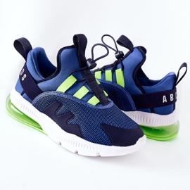 Sapatilhas de desporto infantil ABCKIDS azul 6