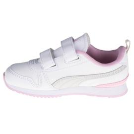 Puma R78 Sl V Bebês Jr 374430-04 branco 1