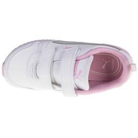 Puma R78 Sl V Bebês Jr 374430-04 branco 2