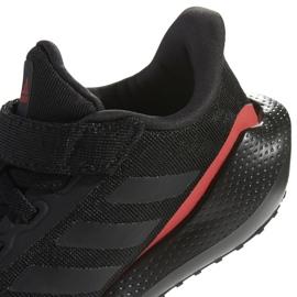 Tênis de corrida Adidas EQ21 Run El K Jr GZ5399 preto 5