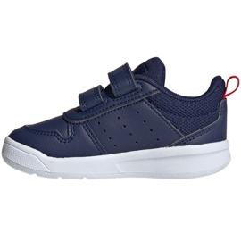 Sapatos Adidas Tensaur I Jr S24053 azul marinho 1