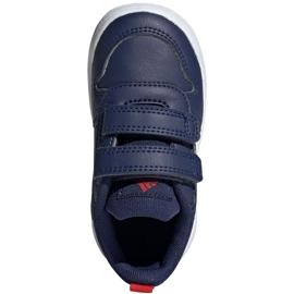 Sapatos Adidas Tensaur I Jr S24053 azul marinho 2