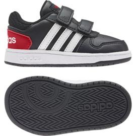 Adidas Hoops 2.0 Cmf I Jr FY9444 preto 2