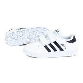 Sapatos Adidas Breaknet I Jr FZ0090 branco 1