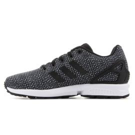 Sapatos Adidas Zx Flux Jr BY9828 preto 6