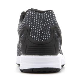 Sapatos Adidas Zx Flux Jr BY9828 preto 7