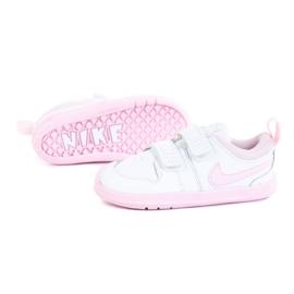 Sapato Nike Pico 5 (TDV) Jr AR4162-105 branco rosa 1