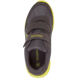 Sapatos Kappa Cracker Ii Bc Jr 260687K 1633 preto 1