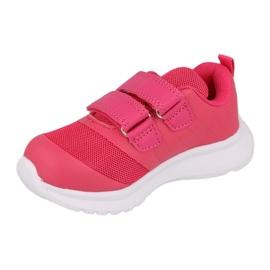 Calçados infantis Befado 516P086 rosa 2