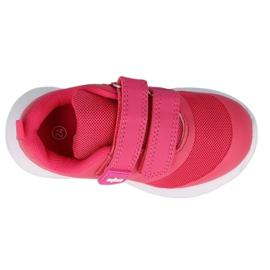 Calçados infantis Befado 516P086 rosa 1